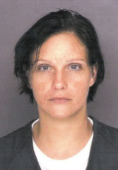 The Hudson County Sheriff's Office released Nicole Bobek's mugshot today. The former figure skating champion is charged with conspiracy to deal methamphetamine.