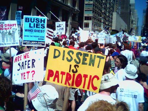 dissent-patriotic