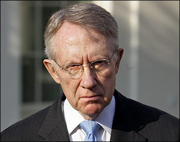 Harry Reid Evil-Mongers Photo