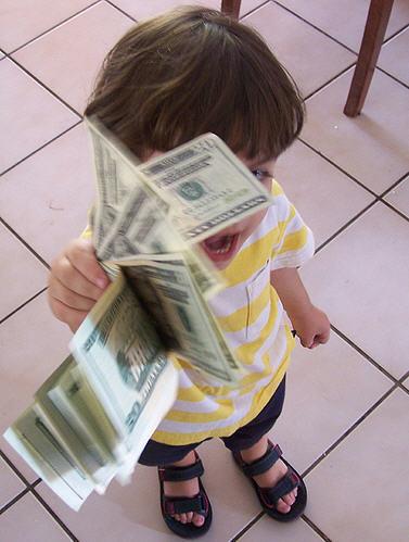 Kids Cost A Lot!