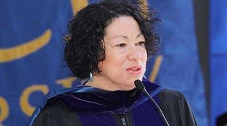 Sotomayor: Overturn Corporate Personhood