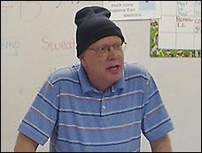 bill sparkman hat