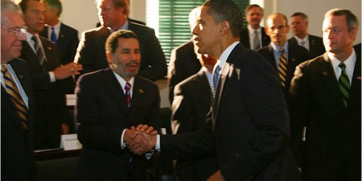 Obama to Paterson: Quit