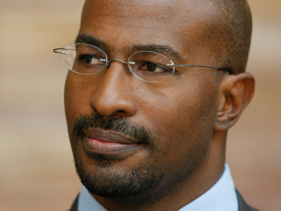 van jones truther nut