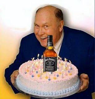 Willard scott birthday cake