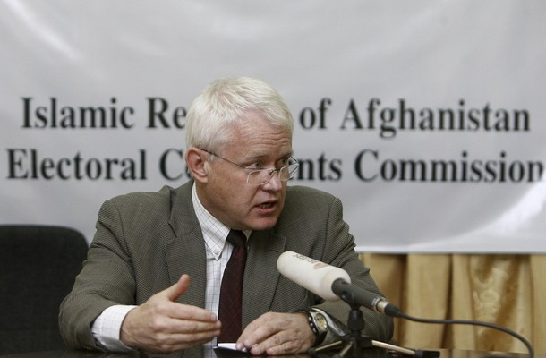 AFGHANISTAN-ELECTION/