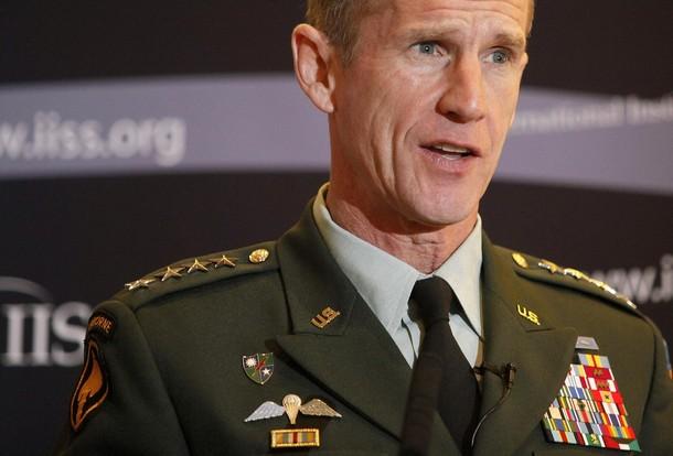McChrystal IISS