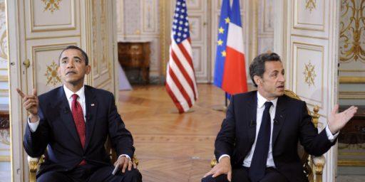 Obama's Europe Neglect Could Bring Bush Nostalgia