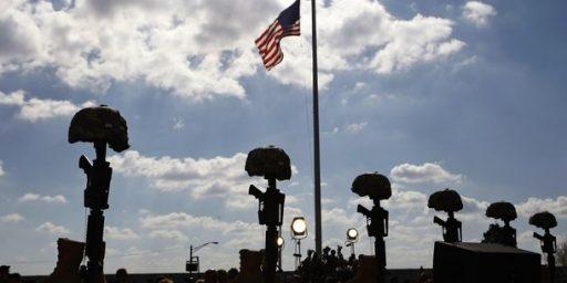 Fort Hood vs Benghazi?