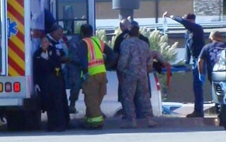 Fort Hood Massacre Photo