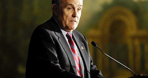 Giuliani in 2012?