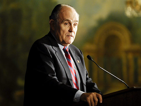 Rudy Giuliani Senate