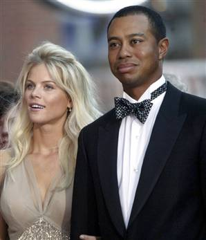 Tiger Woods Wife