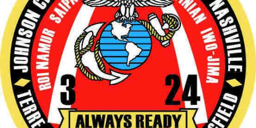 Last Marine Battalion Leaving Iraq