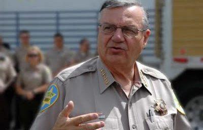 Sheriff Joe Arpaio Corrupt Thug and Bully