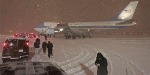 DC Snow: Beyond Thundersnow