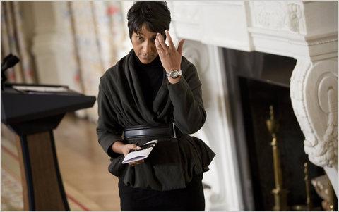 Desiree Rogers, White House Social Secretary, Photo