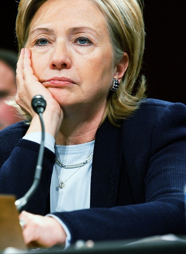 U.S. Secretary of State Hillary Rodham Clinton speaks during a hearing before the Senate Foreign Relations Committee December 3, 2009 on Capitol Hill in Washington, DC. The hearing was to examine President Obama's plan to send more troops to Afghanistan. (Getty Images)