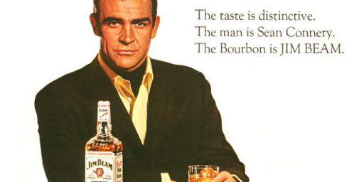 Dark Liquors Cause Worse Hangovers.  Still.