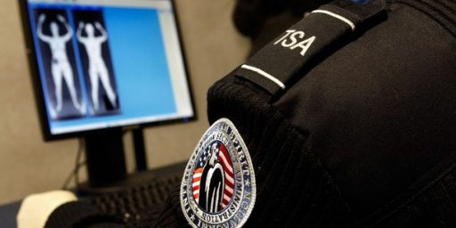 TSA to Address Incompetence with Longer Lines