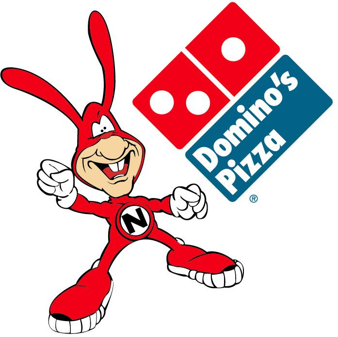 Dominos Pizza Noid