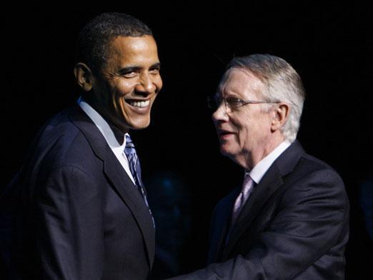 Reid and Obama The Light-Skinned Negro