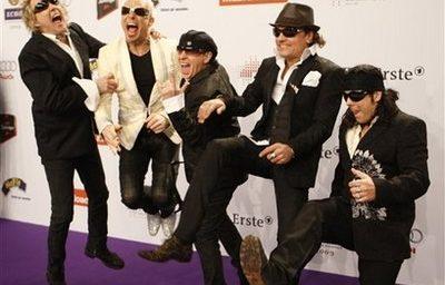 Scorpions Break Up