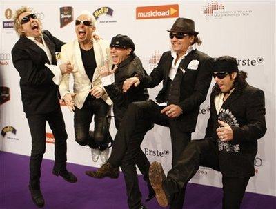 Music Germany Scorpions