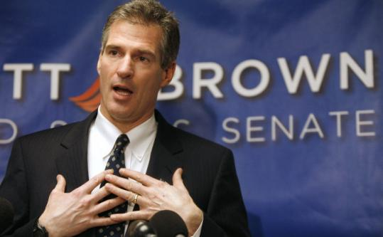 Scott Brown Win