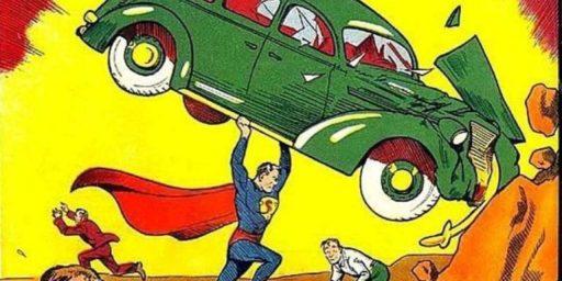 Action Comics #1 Sells for Million Dollars