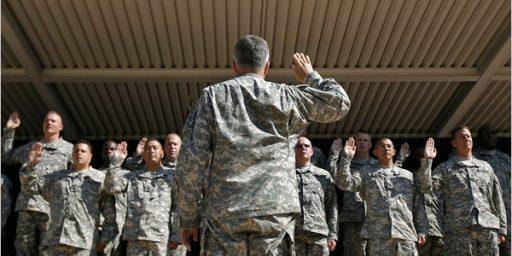 Gates' Pentagon Uni Policy