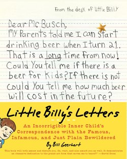 LITTLE BILLY'S LETTERS cover-tm