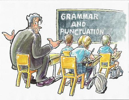 Grammar Punctuation