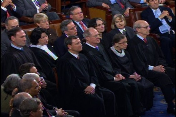Supreme Court State of the Union
