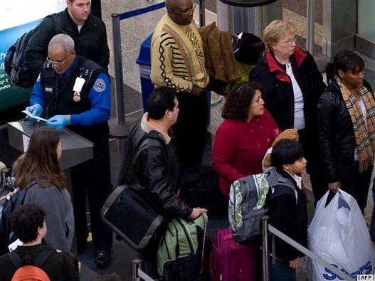 Airline Screening Measures