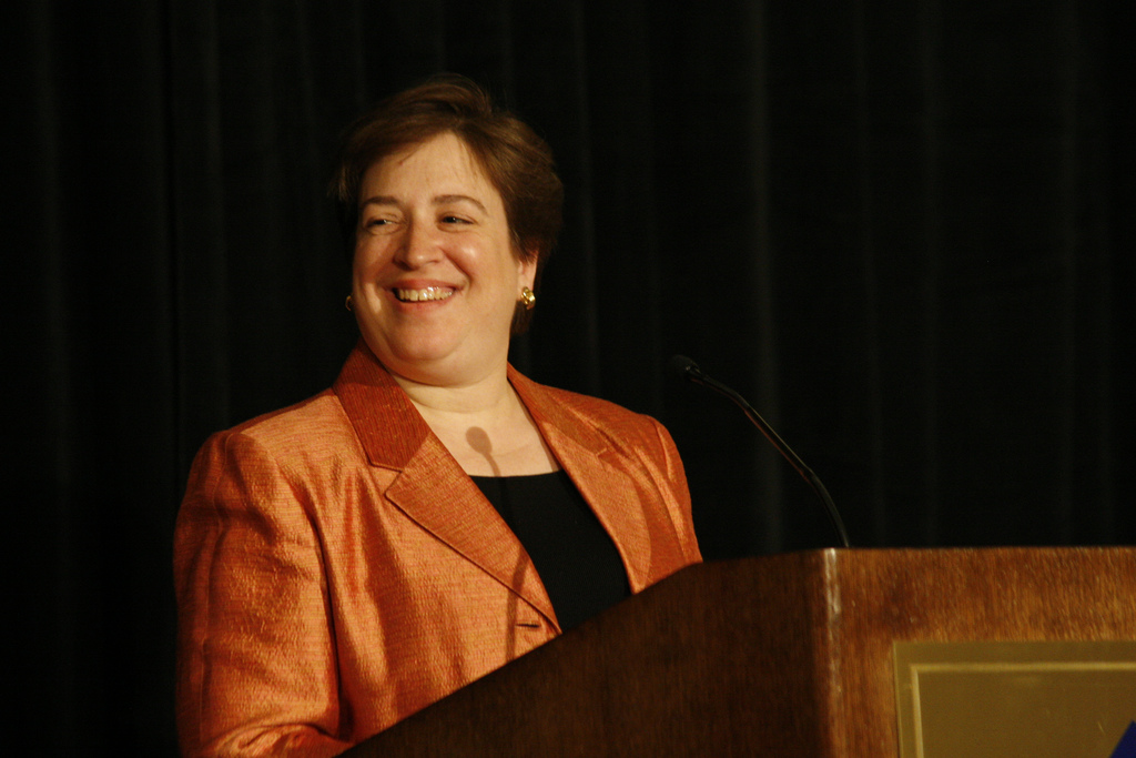 Elena Kagan Supreme Court?