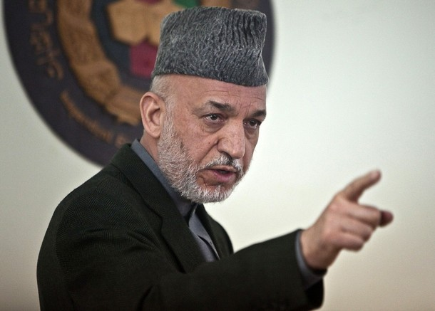 Hamid Karzai IEC Speech