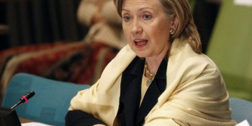 Hillary Clinton Too Old For Supreme Court
