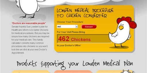 Lowden Plan Medical Chicken Calculator