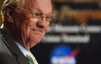 Neil Armstrong Attacks Obama Space Plan