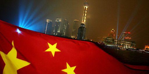 Chinese Century?  Not So Much