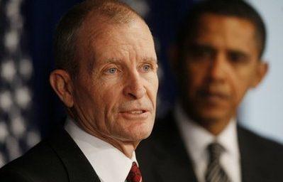 Director of National Intelligence Dennis Blair Resigns