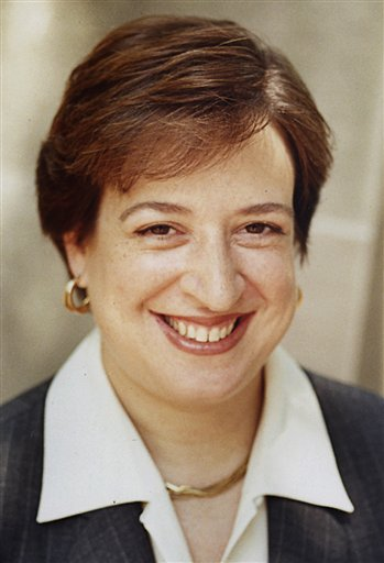 Elena Kagan 2003