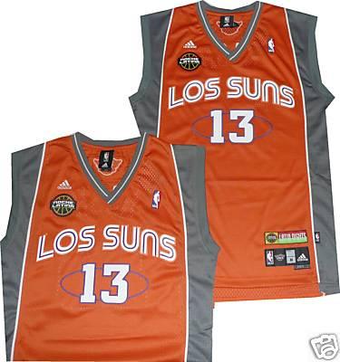 Phoenix Los Suns Jersey