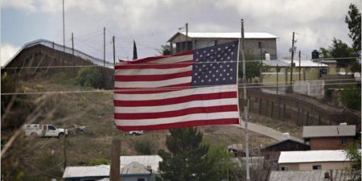 Obama Militarizes Mexico Border