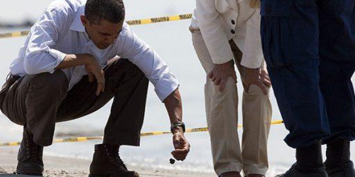 Obama's Obligatory Oil Odyssey