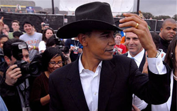 Obama Stetson
