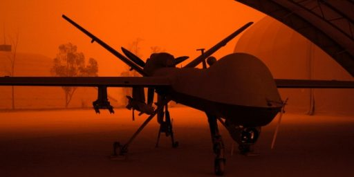 Drone Strikes and Civilian Casualties: Only One Statistic Matters