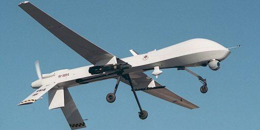 Are CIA Drone Pilots Criminals?