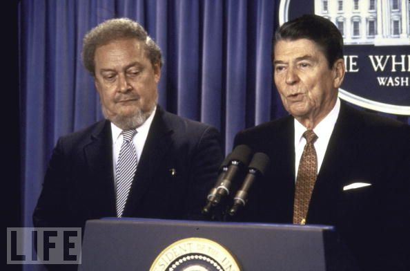 robert-bork-ronald-reagan